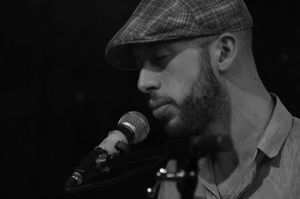 Danny Sherwood playing 93 Feet East, Brick Lane, London