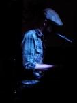 Danny Sherwood playing The Stage Door, Waterloo, London